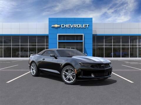 2021 Chevrolet Camaro for sale at Bob Clapper Automotive, Inc in Janesville WI