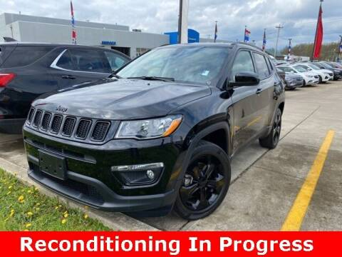 2018 Jeep Compass for sale at Jeff Drennen GM Superstore in Zanesville OH
