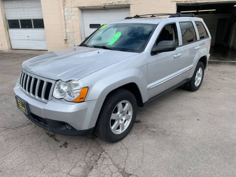 2010 Jeep Grand Cherokee for sale at PAPERLAND MOTORS - Fresh Inventory in Green Bay WI