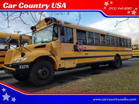2008 IC Bus CE 200 for sale at Car Country USA in Augusta NJ