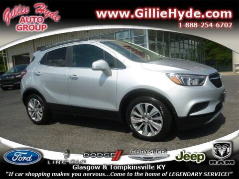 2018 Buick Encore for sale at Gillie Hyde Auto Group in Glasgow KY