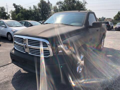 2013 RAM Ram Pickup 1500 for sale at Ital Auto in Oklahoma City OK