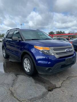2014 Ford Explorer for sale at City to City Auto Sales in Richmond VA