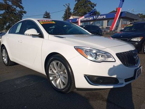 2016 Buick Regal for sale at All American Motors in Tacoma WA