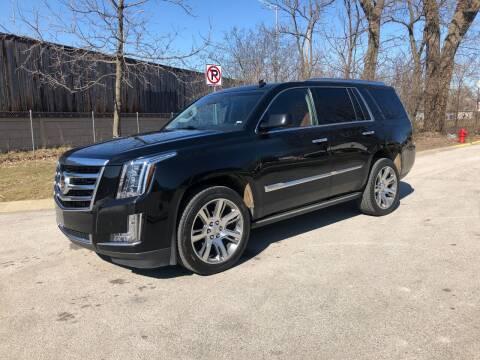 2015 Cadillac Escalade for sale at Posen Motors in Posen IL