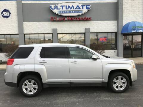 2011 GMC Terrain for sale at Ultimate Auto Deals in Fort Wayne IN