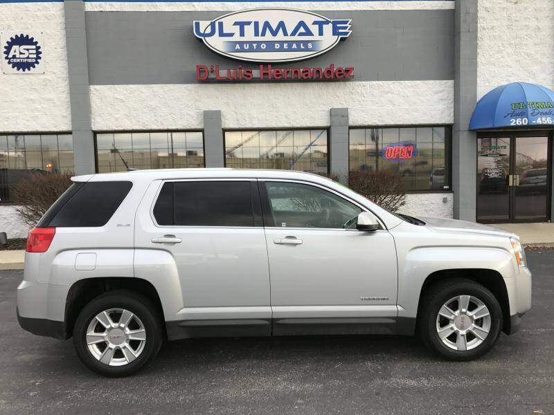 2011 GMC Terrain for sale at Ultimate Auto Deals DBA Hernandez Auto Connection in Fort Wayne IN