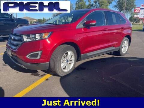 2017 Ford Edge for sale at Piehl Motors - PIEHL Chevrolet Buick Cadillac in Princeton IL