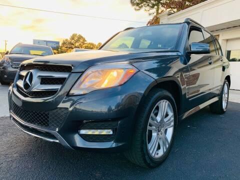 2014 Mercedes-Benz GLK for sale at North Georgia Auto Brokers in Snellville GA