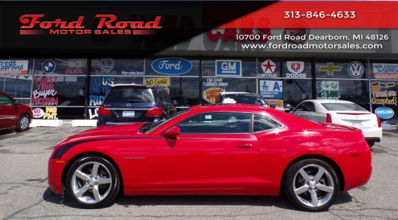 2013 Chevrolet Camaro for sale at Ford Road Motor Sales in Dearborn MI