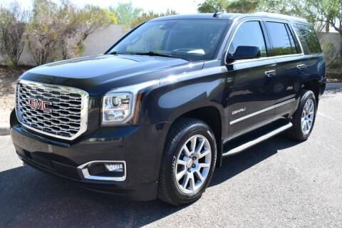 2020 GMC Yukon for sale at AMERICAN LEASING & SALES in Tempe AZ