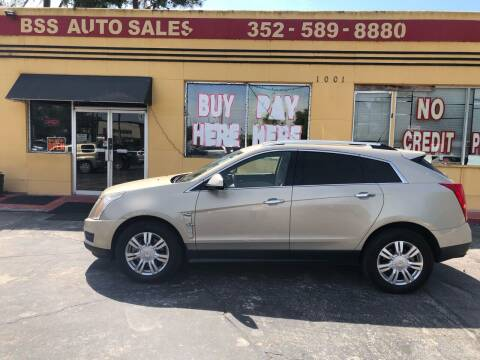 2010 Cadillac SRX for sale at BSS AUTO SALES INC in Eustis FL