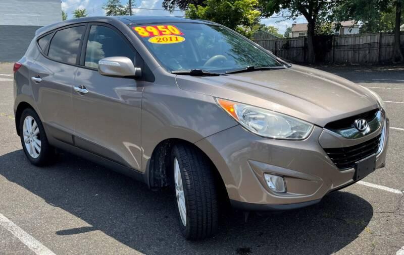 2011 Hyundai Tucson for sale at Blvd Auto Center in Philadelphia PA