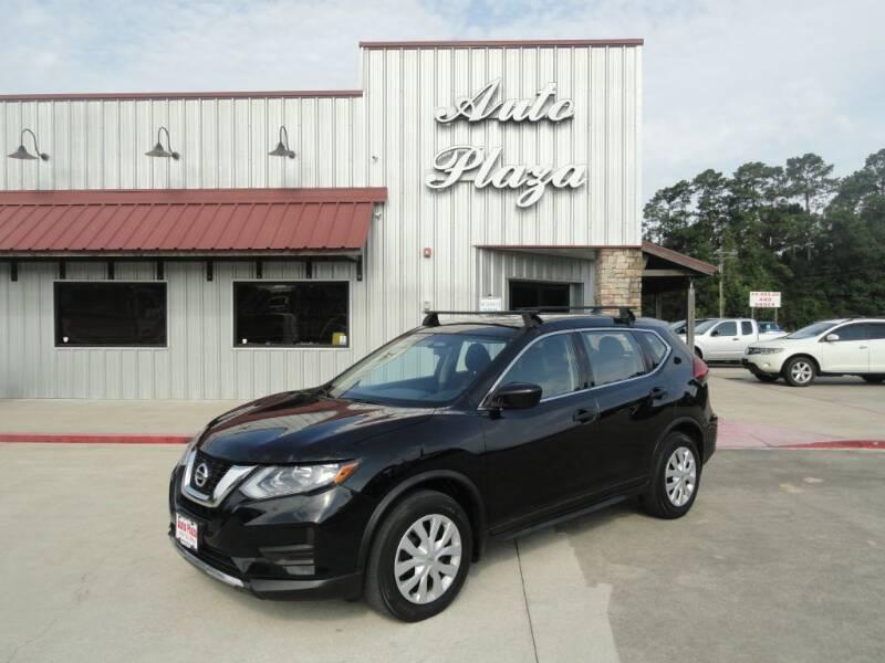 2017 Nissan Rogue for sale at Grantz Auto Plaza LLC in Lumberton TX