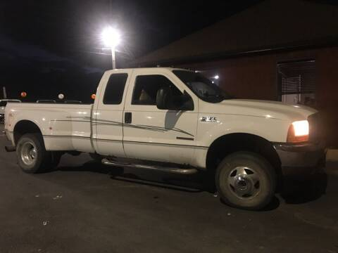 1999 Ford F-350 Super Duty for sale at Auto Solutions in Maryville TN