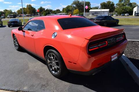 2017 Dodge Challenger for sale at Heritage Automotive Sales in Columbus in Columbus IN