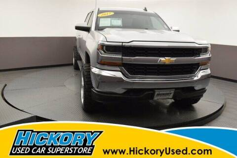 2017 Chevrolet Silverado 1500 for sale at Hickory Used Car Superstore in Hickory NC