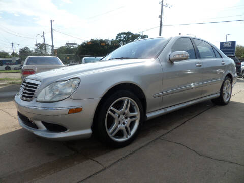 2006 Mercedes-Benz S-Class for sale at West End Motors Inc in Houston TX