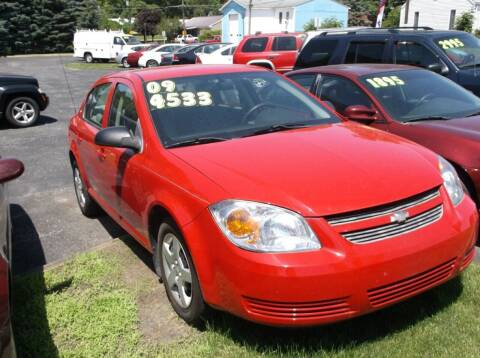 2009 Chevrolet Cobalt for sale at Straight Line Motors LLC in Fort Wayne IN