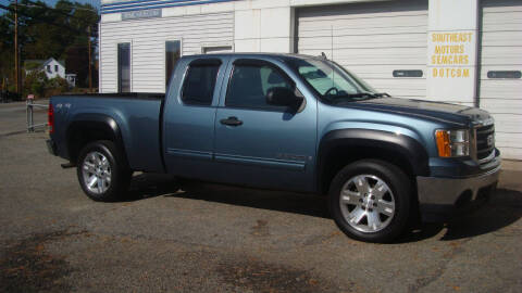 2008 GMC Sierra 1500 for sale at Southeast Motors INC in Middleboro MA