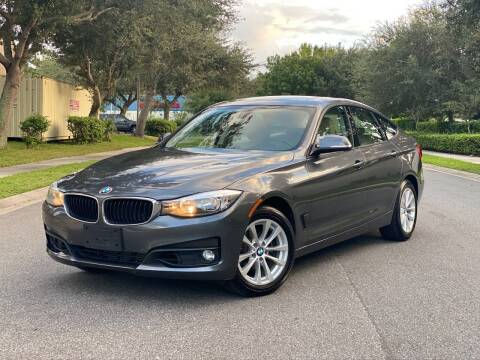 2015 BMW 3 Series for sale at Presidents Cars LLC in Orlando FL