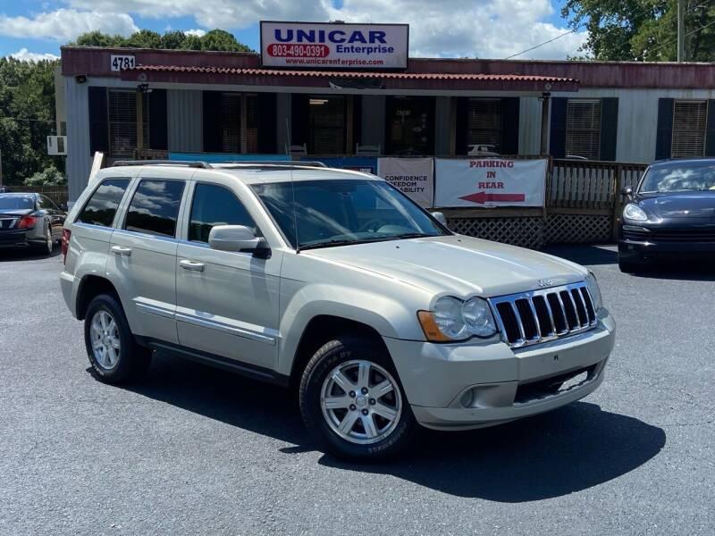 2008 Jeep Grand Cherokee for sale at Unicar Enterprise in Lexington SC
