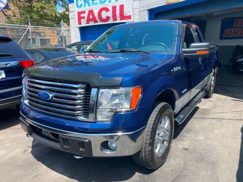 2011 Ford F-150 for sale at DEALS ON WHEELS in Newark NJ