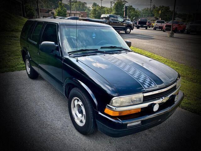 1996 Chevrolet Blazer for sale in Bridgeport, WV