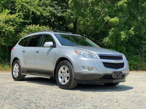 2012 Chevrolet Traverse for sale at Charlie's Used Cars in Thomasville NC