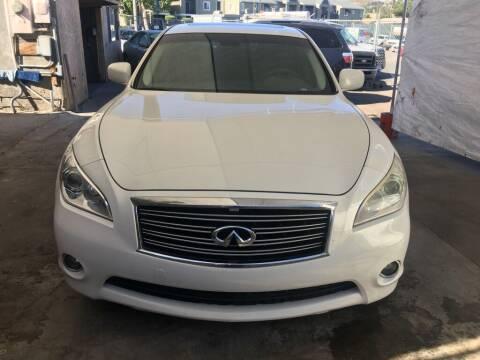 2011 Infiniti M37 for sale at Aria Auto Sales in El Cajon CA