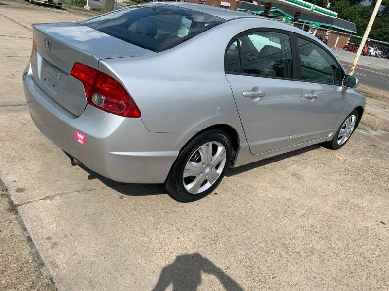 2008 Honda Civic for sale at Whites Auto Sales in Portsmouth VA
