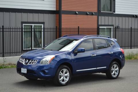 2011 Nissan Rogue for sale at Skyline Motors Auto Sales in Tacoma WA