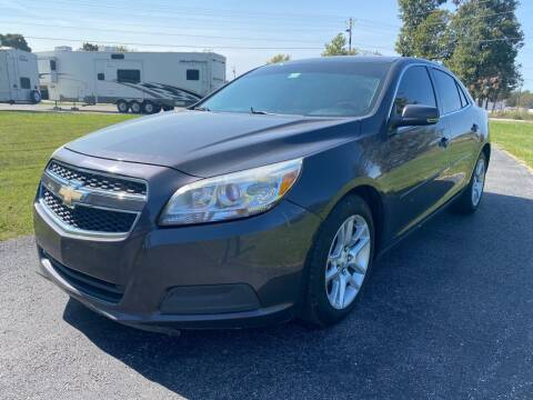 2013 Chevrolet Malibu for sale at Champion Motorcars in Springdale AR