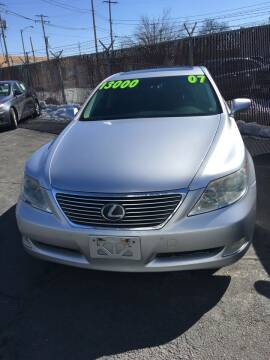 2007 Lexus LS 460 for sale at Square Business Automotive in Milwaukee WI