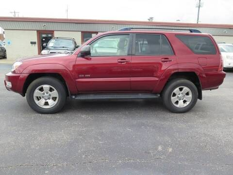 2005 Toyota 4Runner for sale at United Auto Sales in Oklahoma City OK