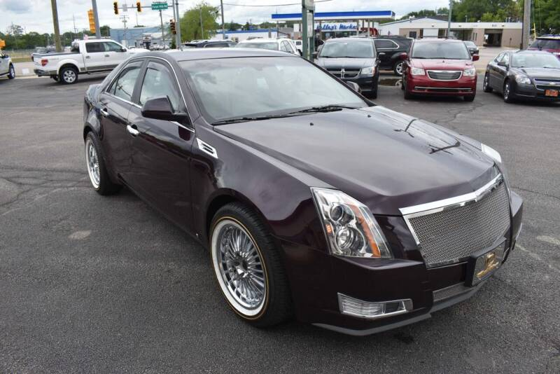 2009 Cadillac CTS for sale at World Class Motors in Rockford IL