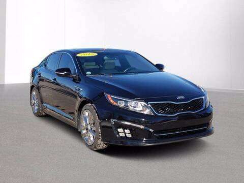 2015 Kia Optima for sale at Jimmys Car Deals in Livonia MI