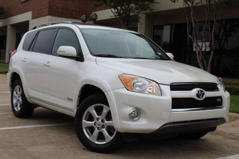 2010 Toyota RAV4 for sale at DFW Universal Auto in Dallas TX