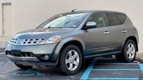 2005 Nissan Murano for sale at Carland Auto Sales INC. in Portsmouth VA