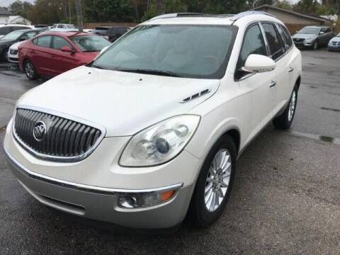 2012 Buick Enclave for sale at Denny's Auto Sales in Fort Myers FL