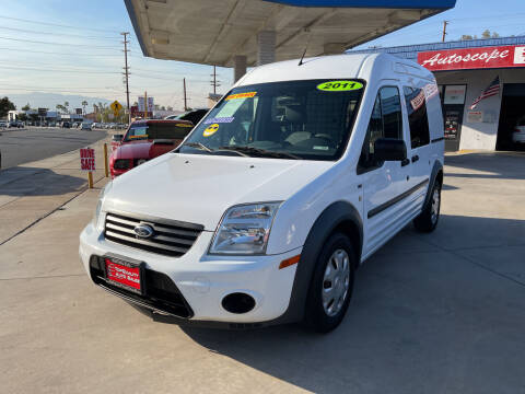 2011 Ford Transit Connect for sale at Top Quality Auto Sales in Redlands CA