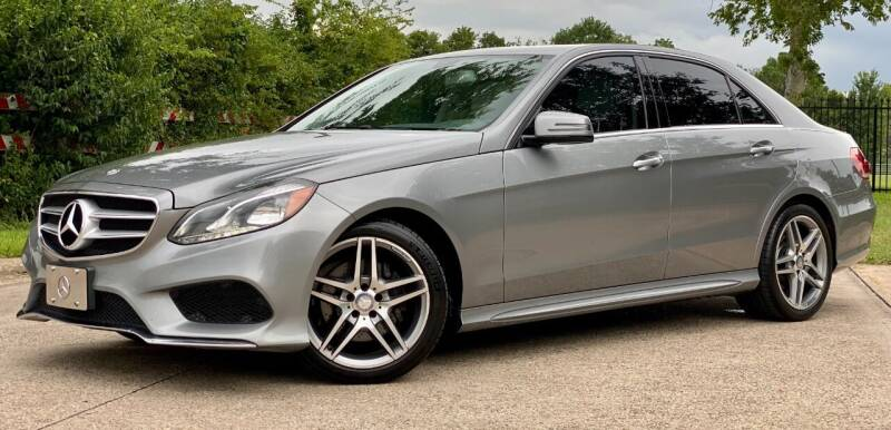 2014 Mercedes-Benz E-Class for sale at Texas Auto Corporation in Houston TX