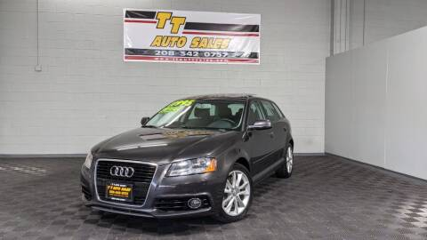 2013 Audi A3 for sale at TT Auto Sales LLC. in Boise ID