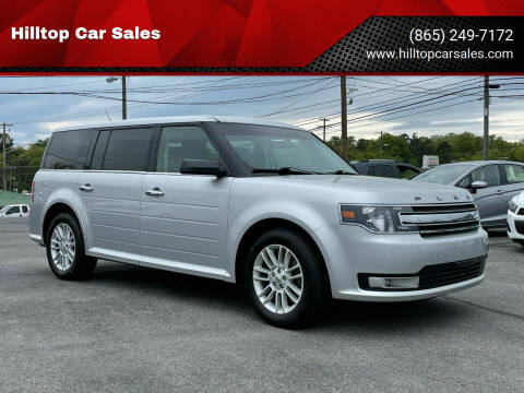 2016 Ford Flex for sale at Hilltop Car Sales in Knox TN