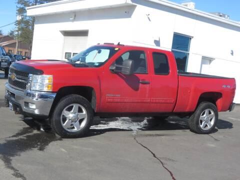 2013 Chevrolet Silverado 2500HD for sale at Price Auto Sales 2 in Concord NH
