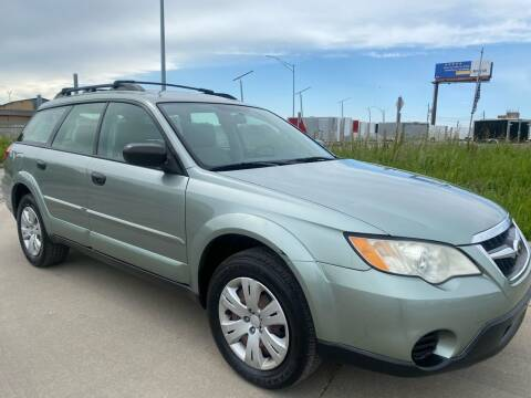 2009 Subaru Outback for sale at Xtreme Auto Mart LLC in Kansas City MO