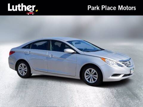 2011 Hyundai Sonata for sale at Park Place Motor Cars in Rochester MN