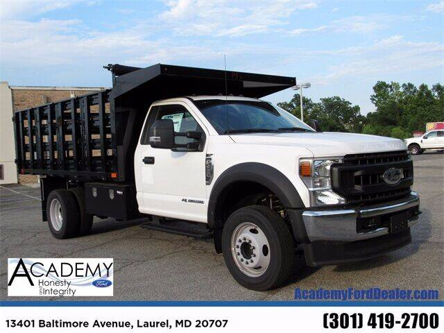 2020 Ford F-450 Super Duty for sale in Laurel, MD