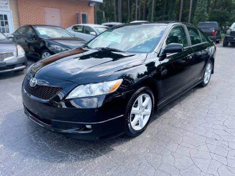 2008 Toyota Camry for sale at Magic Motors Inc. in Snellville GA