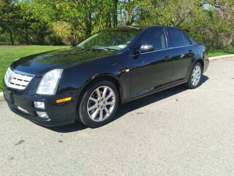 2005 Cadillac STS for sale at Jan Auto Sales LLC in Parsippany NJ